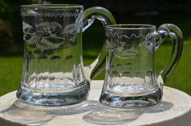 georgian-tankards